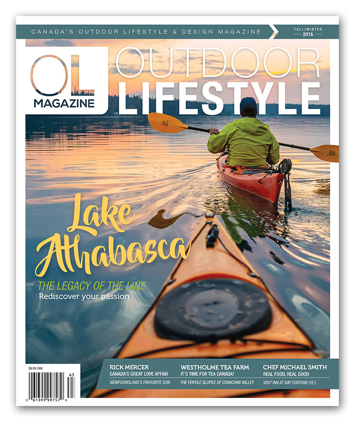 Outdoor Lifestyle Spring 2016